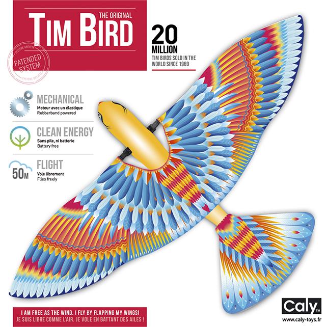 Tim Bird pack