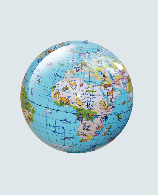 Caly Globes classic animal