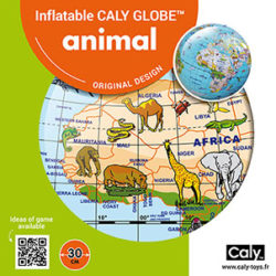 Caly Globes classic animal pack