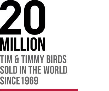TimBird 20 million